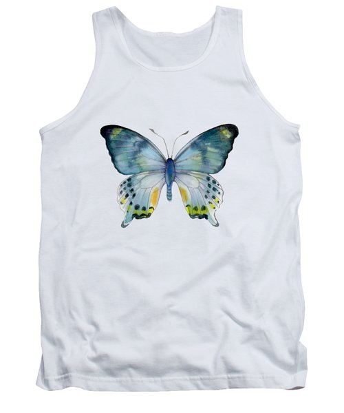 68 Laglaizei Butterfly Tank Top by Amy Kirkpatrick