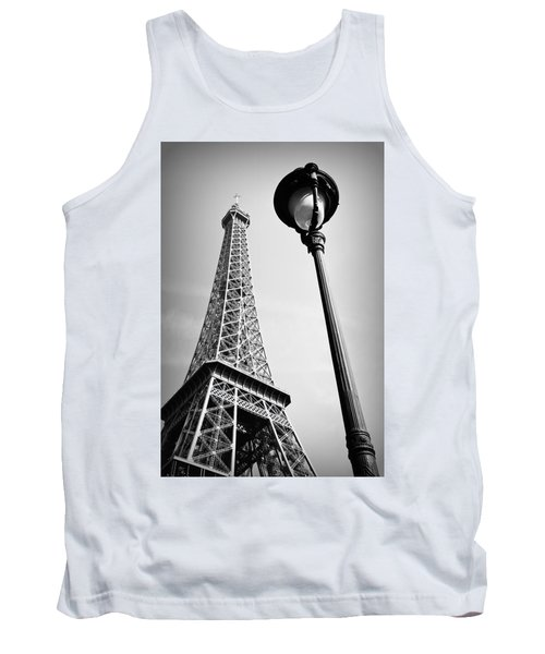 Eiffel Tower Tank Top by Chevy Fleet