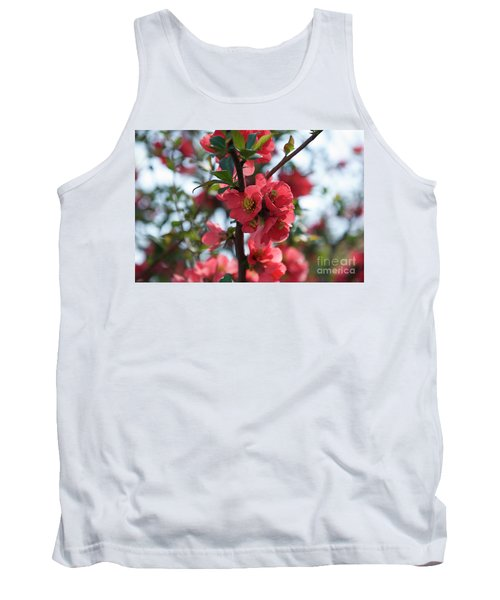 Tree Blossoms Tank Top