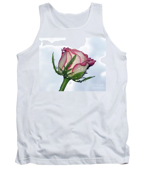 Beautiful Rose Tank Top