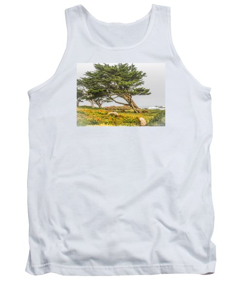 #7803 - Monterey, California Tank Top