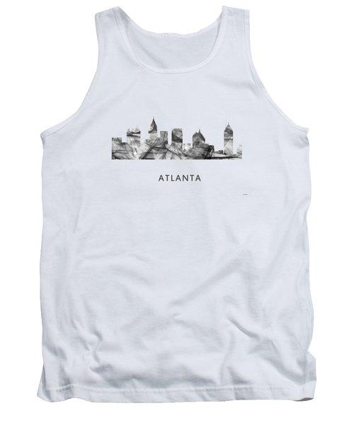 Atlanta Georgia Skyline Tank Top