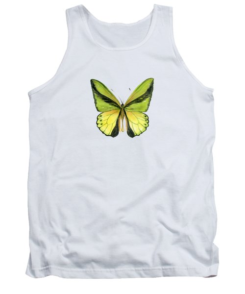 8 Goliath Birdwing Butterfly Tank Top
