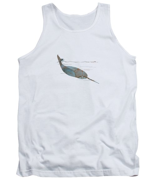 Narwhal Tank Top