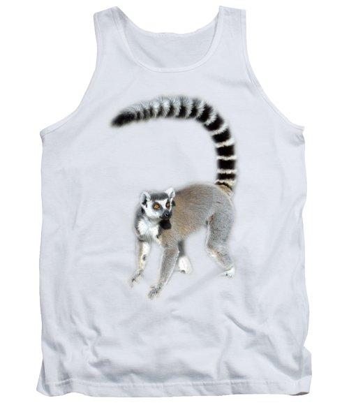 Ring Tailed Lemur Tank Top