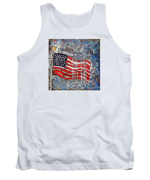 9/11 Tribute Tank Top