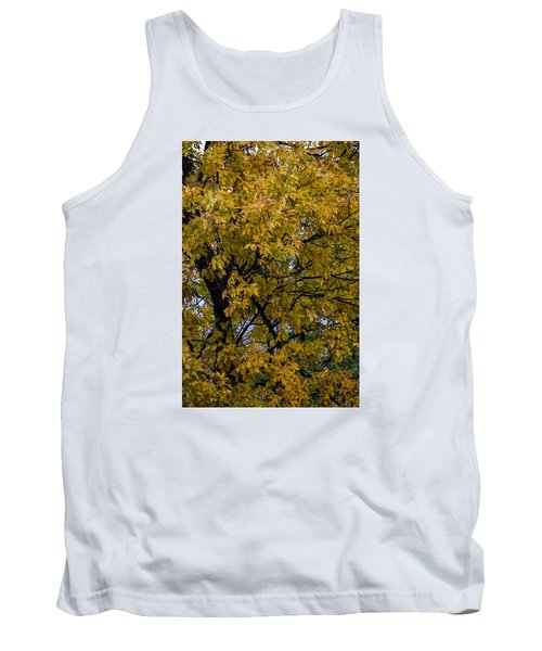 Tank Top featuring the photograph Fall Color Virginia West Virginia by Kevin Blackburn