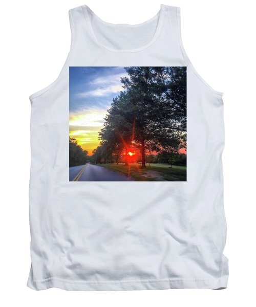 9 June 16 Rowing Club Tank Top