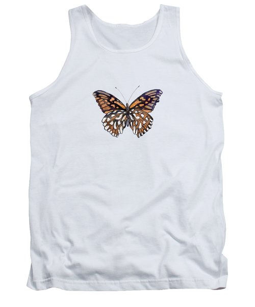 9 Mexican Silver Spot Butterfly Tank Top