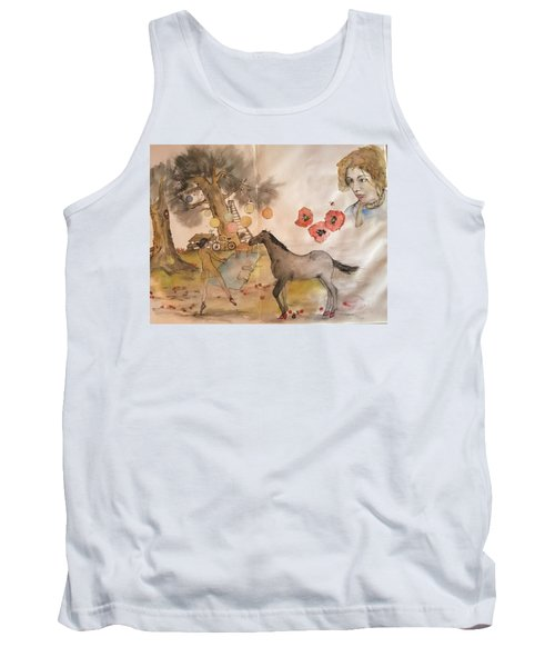 Trees Trees Trees And More Album  Tank Top
