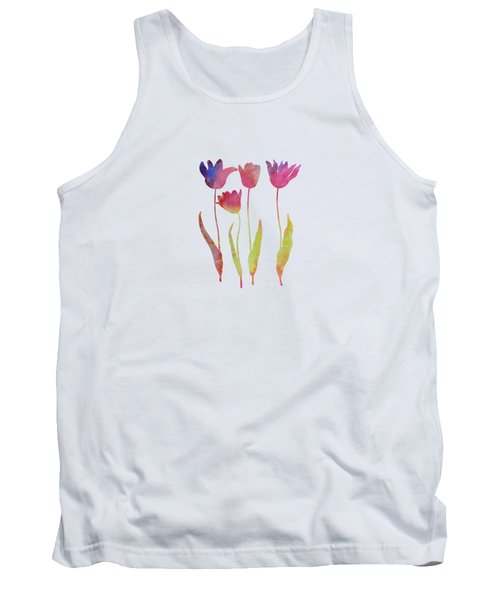 Tuilps Tank Top