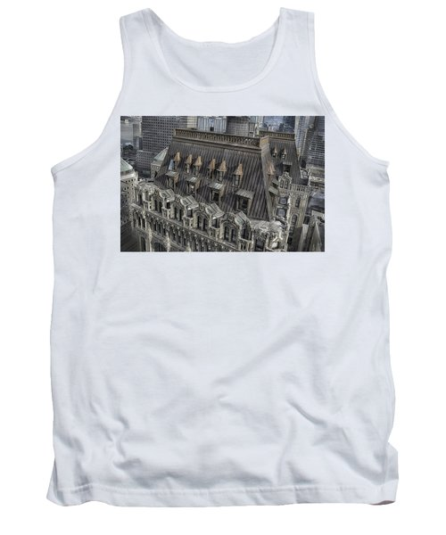 90 West - West Street Building Tank Top