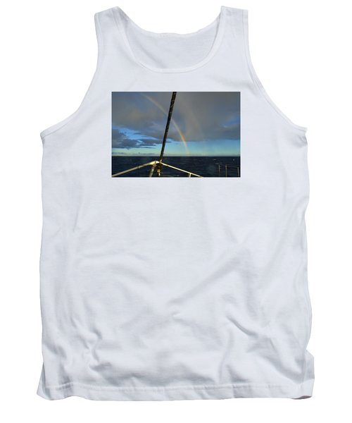 A Beautiful Day Tank Top by James McAdams