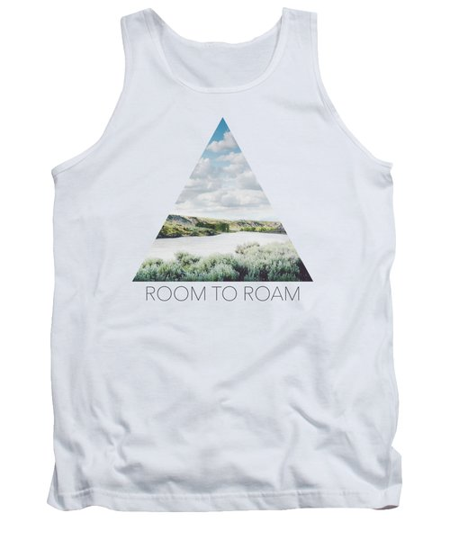 A Bend In The Yellowstone Tank Top