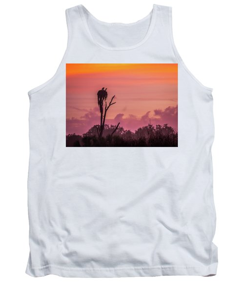 A Birdie Morning Tank Top