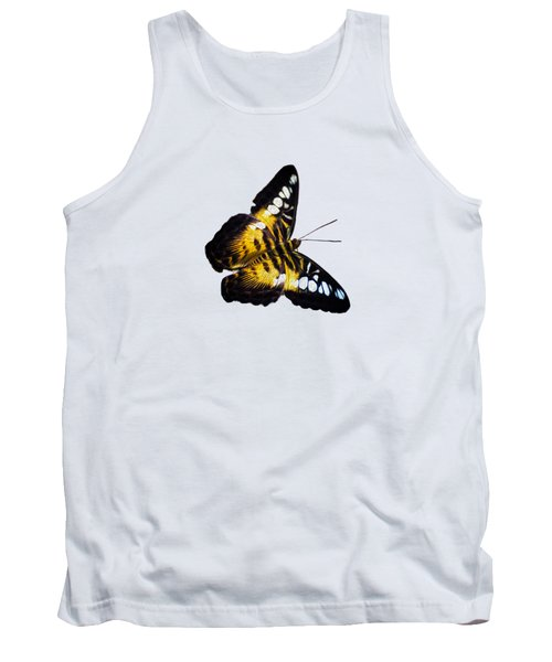 A Butterfly In The Forest Tank Top