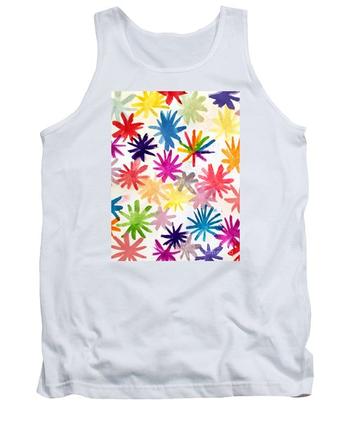 Tank Top featuring the photograph A Child's Creation #1 - Donation by Suri