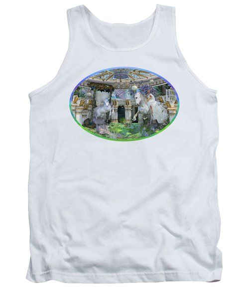 A Curious Dream Tank Top