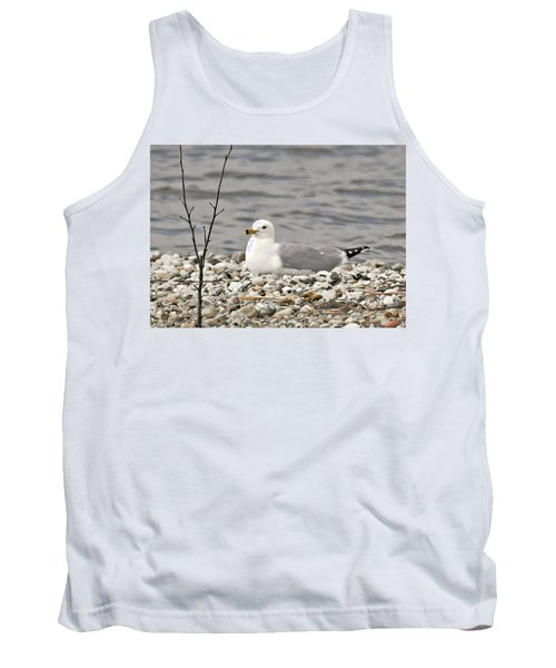 A Few Moments Of Peace Tank Top