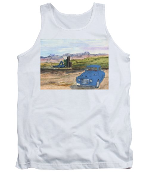 A Ford Tank Top