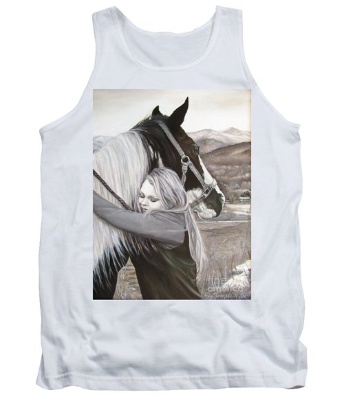 A Girls Best Friend Tank Top