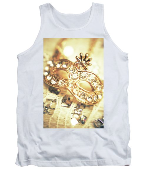 A Golden Occasion Tank Top