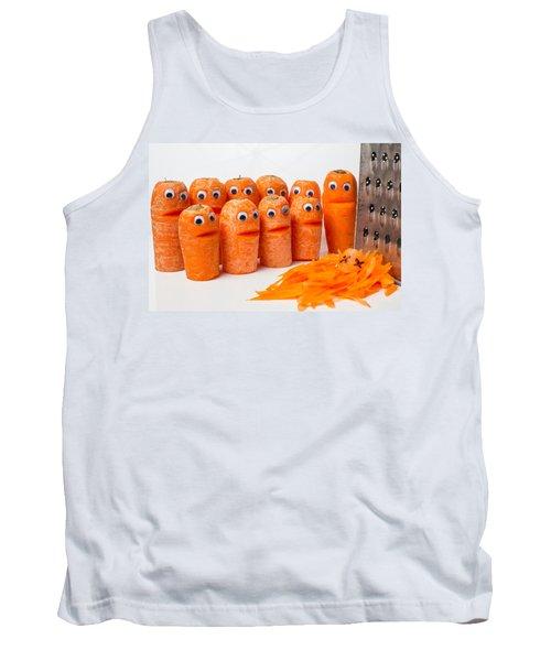 A Grate Carrot 1. Tank Top