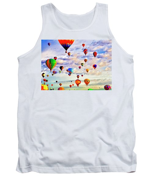A Great Day To Fly Tank Top