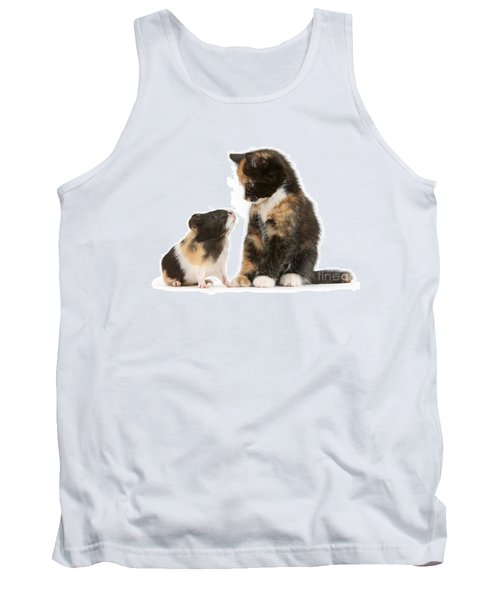 A Guinea For Your Thoughts Tank Top