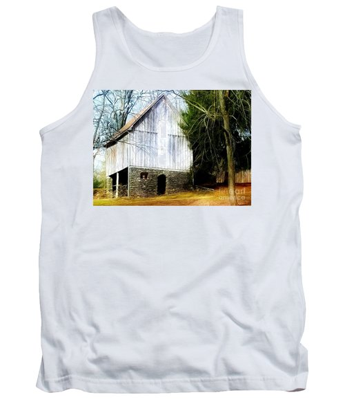 A Hidden Barn In West Chester, Pa Tank Top