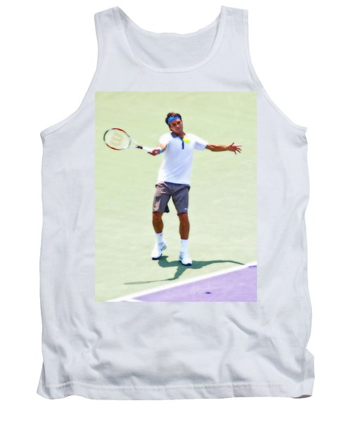 A Hug From Roger Tank Top