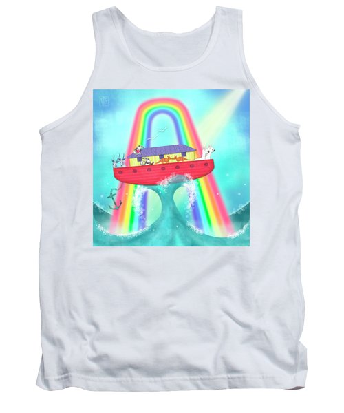 A Is For Ark Tank Top