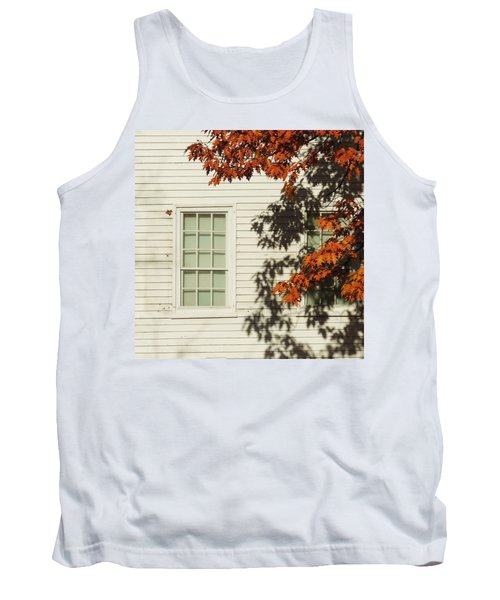 A New England Composition Tank Top