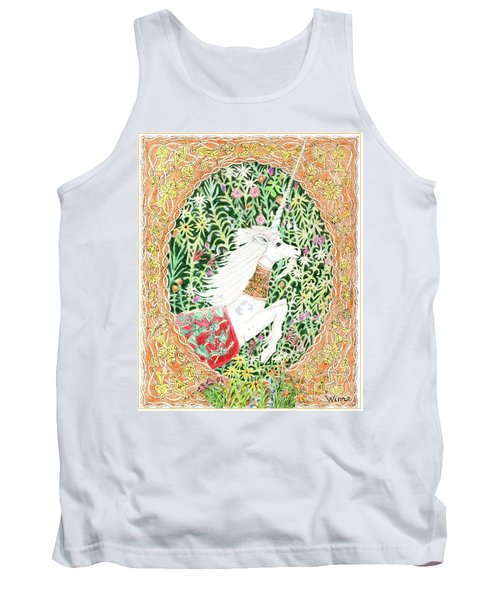 A Pawn Escapes Limited Edition Tank Top by Lise Winne
