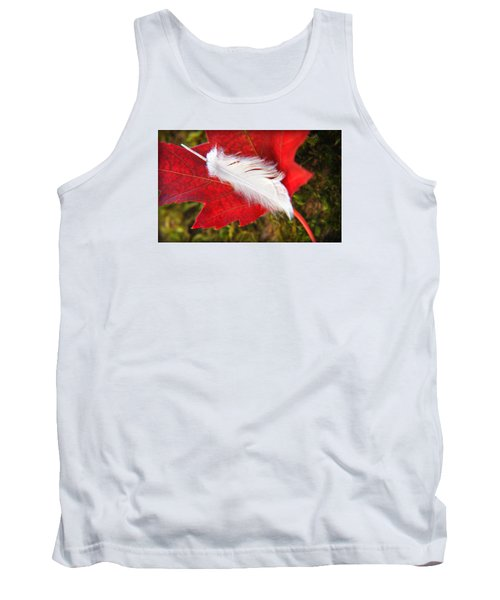 A Perfect Fall Tank Top by Katie Wing Vigil