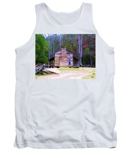 A Place In The Woods Tank Top