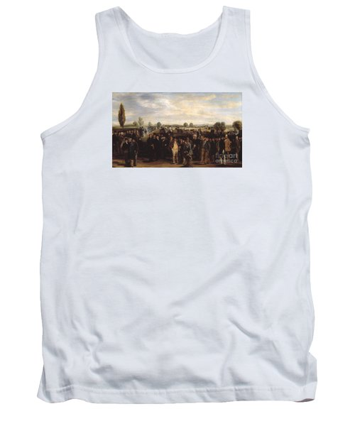 A Ploughing Match Tank Top