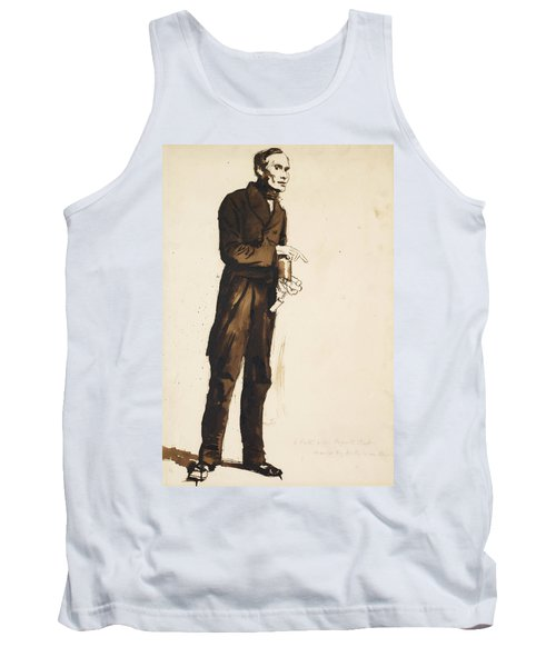 A Porter To The Hogarth Club Tank Top