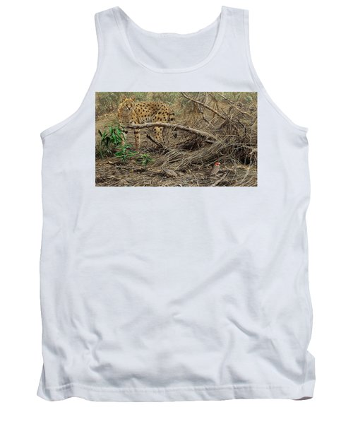 A Quiet Approach Tank Top