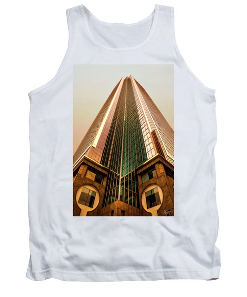 A Really Tall Building Tank Top