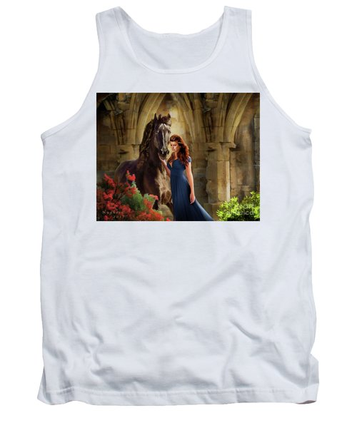 A Spanish Night Tank Top