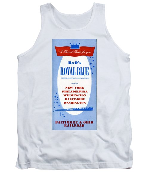 A Travel Treat For You Tank Top