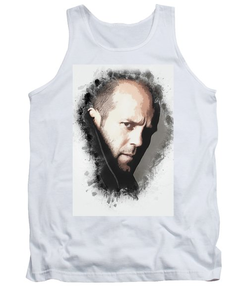 A Tribute To Jason Statham Tank Top