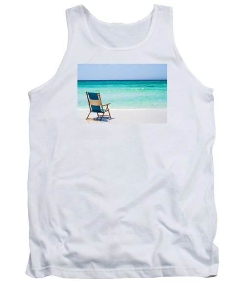 A View Of The Ocean Tank Top by Shelby  Young