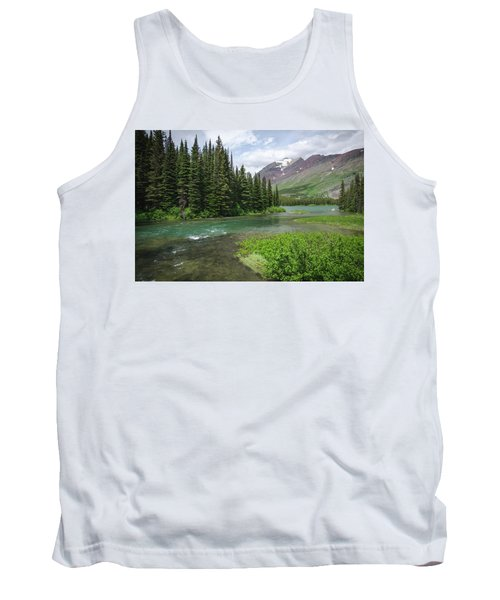 A Walk In The Forest Tank Top