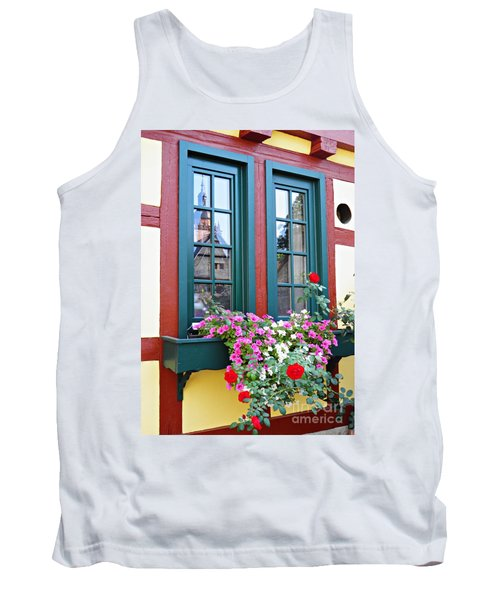 A Window In Eltville  2 Tank Top