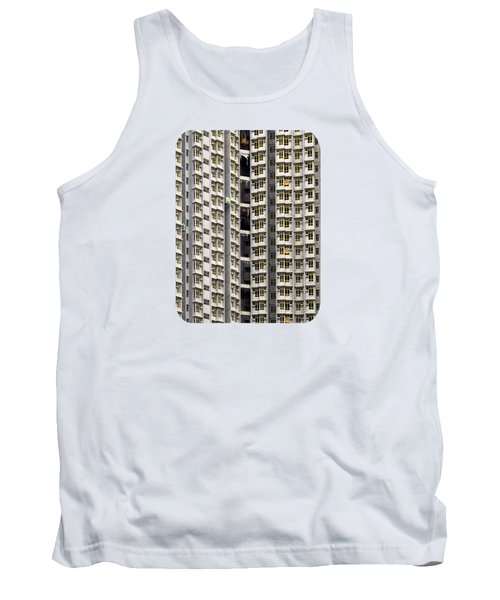 Tank Top featuring the photograph A Work In Progress by Ethna Gillespie