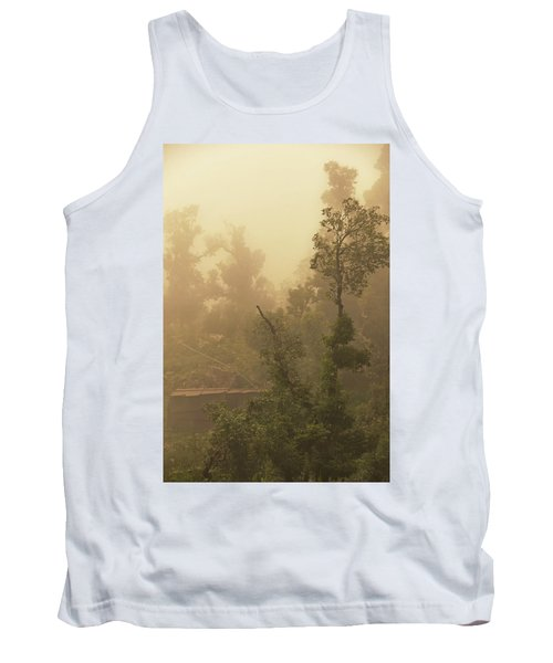 Abandoned Shed Tank Top by Rajiv Chopra