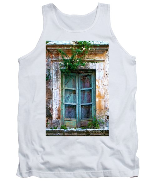 Abandoned Sicilian Sound Of Noto Tank Top