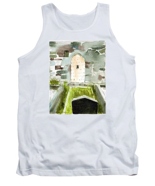 Abbey Door Tank Top